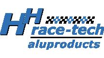HH Race-Tech Gmbh - Motorrad Stossdämpfer, Twin Shocks, Gabelkits, Cartridgekits, Gabelfedern, Bremskolben, Fussrastenanlagen, Stuttgart, Ergenzingen-Logo